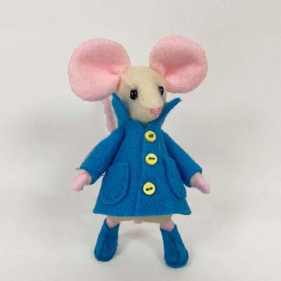 L/Blue Mouse