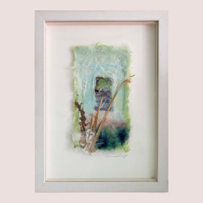 Mixed Media In Frame