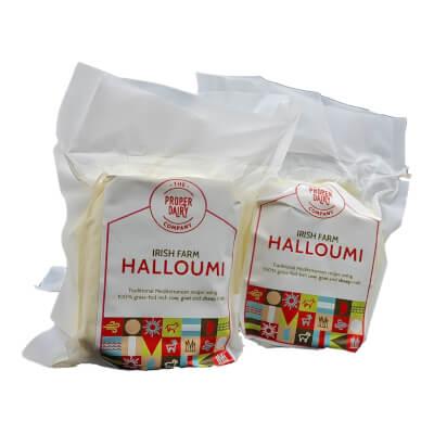 The Proper Dairy Company Halloumi Cheese