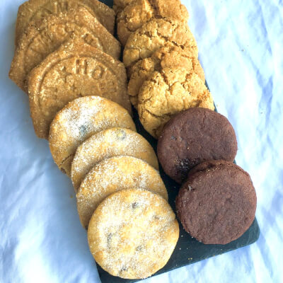 **New** Mini Assorted Biscuit Box