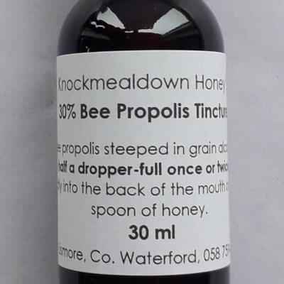 Knockmealdown Bee Propolis Tincture