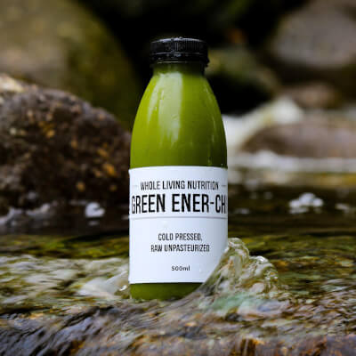 Green Ener-Chi Cold-Pressed Juice Blend 500Ml