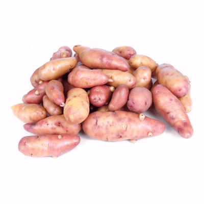 Potatoes Pink Fir Apple