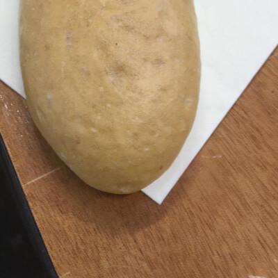 Small Homemade Baguette
