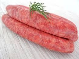 Organic Rusk Free Beef & Tomato Sausages