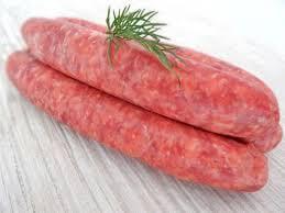 Organic Rusk Free Beef Sausages