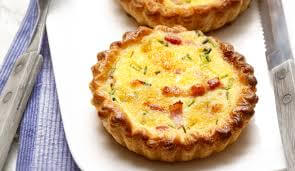 Homemade Organic Vegetable Quiche