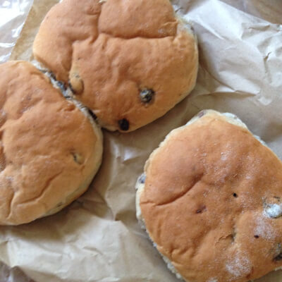 Teacakes Pack Of Four
