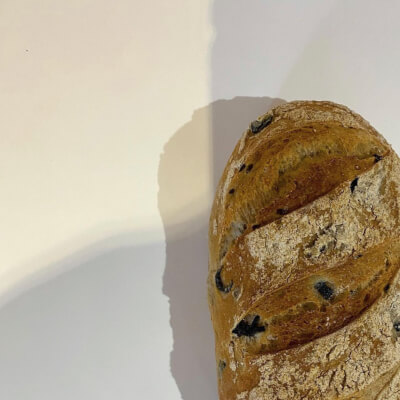 Sourdough With Olives 400G