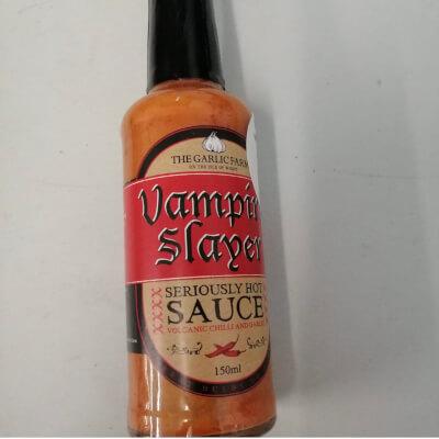 Vampire Slayer Seriously Hot Sauce