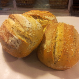 Light Rye With Caraway 400g