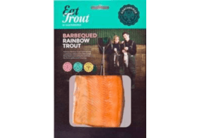 Bbq Smoked Rainbow Trout