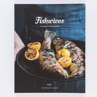 Fishwives Cookery Charity  Book