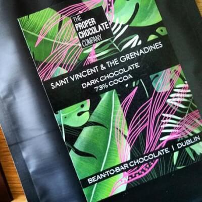 73% Dark Chocolate - Saint Vincent & The Grenadines [Single Origin]
