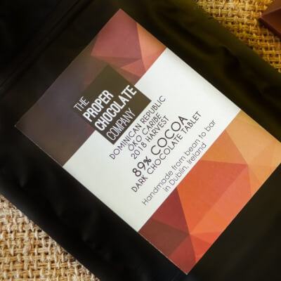 89%  Dark Chocolate - Dominican Republic [Single Origin]
