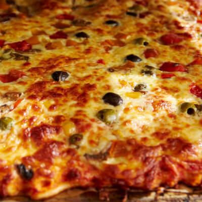 Pizza Party- Veggie