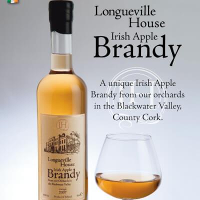 Longueville House Apple Brandy