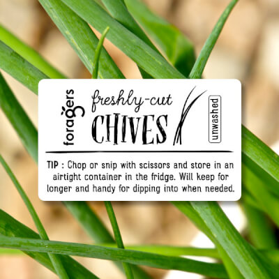 Chives (Freshly Cut)