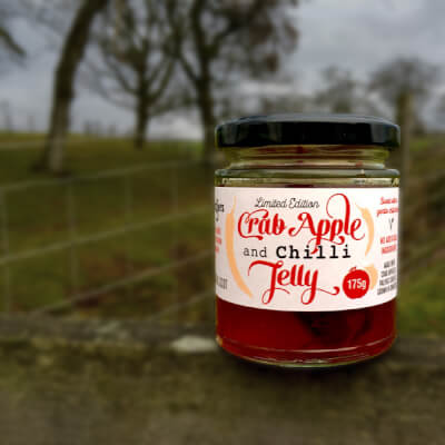Crab Apple And Chilli Jelly