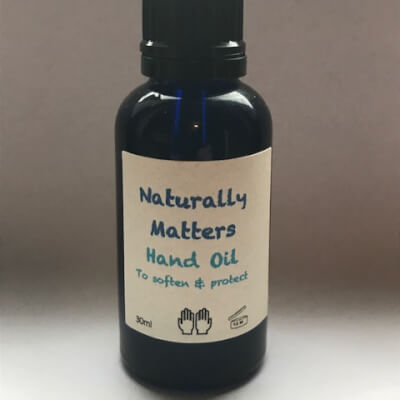 Hand Oil Blend - To Soften And Protect