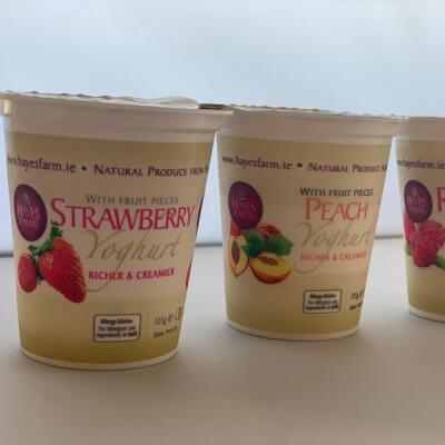 Richer And Creamier Mixed Yogurts