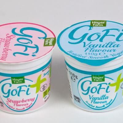 Gofi Yogurts Mixed Tray - 12 X 110G