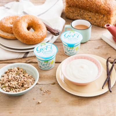 Gofi Yogurts - Vanilla 2X110g