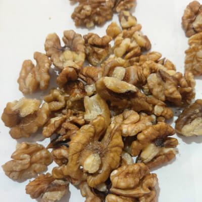 Organic Walnut Halves 100G