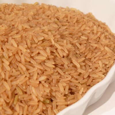 Organic Basmati Rice (Brown)