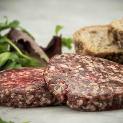 Organic Beef Burger - Gluten Free