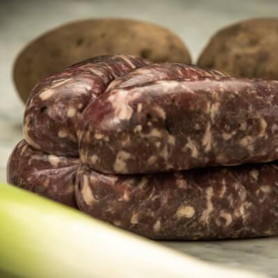 Organic Berwickshire (Cumberland-Style) Sausage Gluten-Free