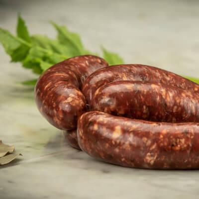 Organic Merguez Sausage - Gluten Free