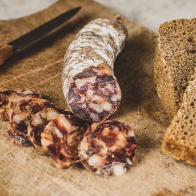 Organic Fennel Salami (Gluten Free)