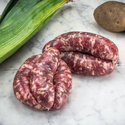Organic Toulouse Sausages - Gluten Free