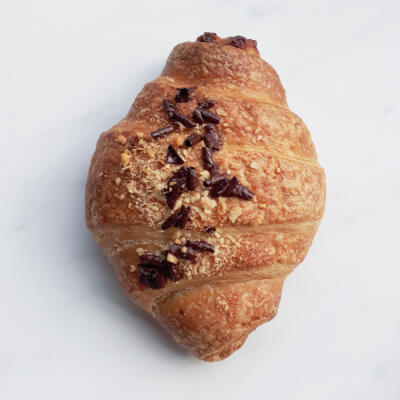 Hazelnut & Chocolate Croissant