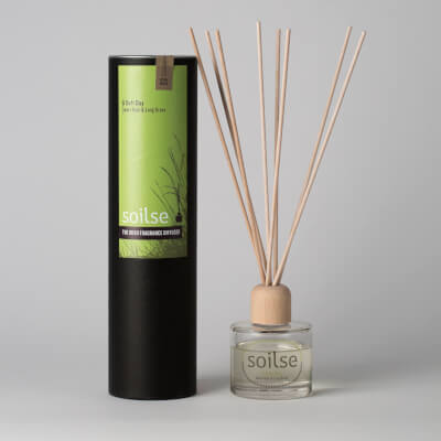 Soilse  'Soft Day '  Reed  Fragrance Diffuser