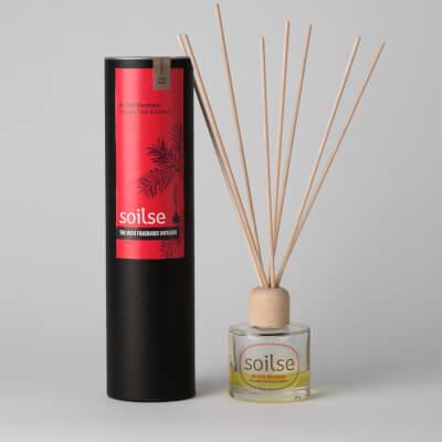 Soilse 'Irish Christmas' Reed Fragrance Diffuser