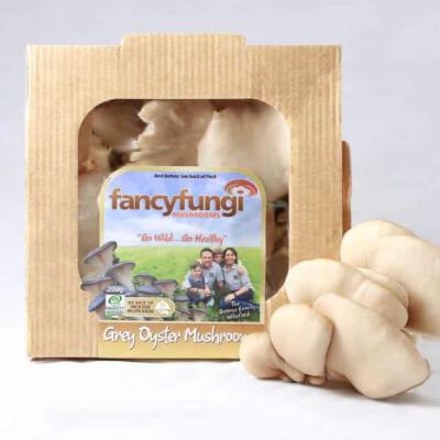 150G Grey Oyster Mushrooms