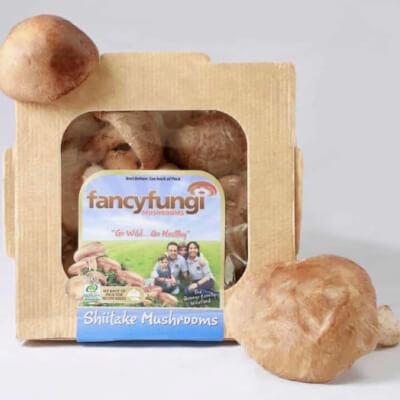 100G Shiitake Mushrooms