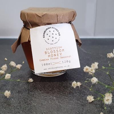 Blossom Honey From Falkland Estate Bees
