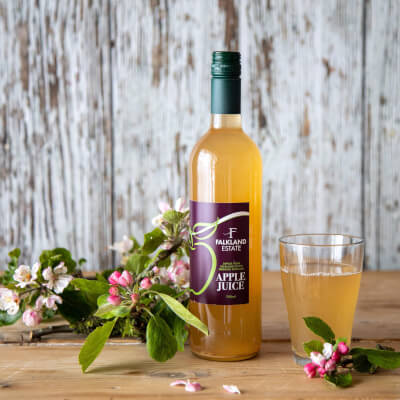 Falkland Estate Apple Juice From Our Organic Orchard