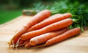 Carrots From Nethermyres Farm 1Kg
