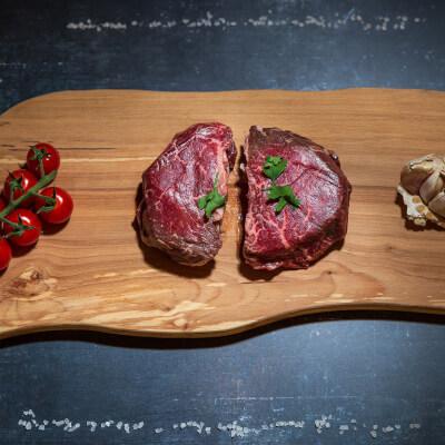 Fillet Steak From Our Organic Farm X 2 Medium - Frozen