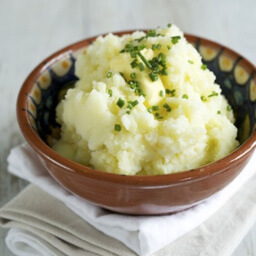 Buttery Mashed Potato V