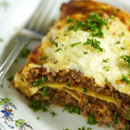 Italian Ragu Lasagne