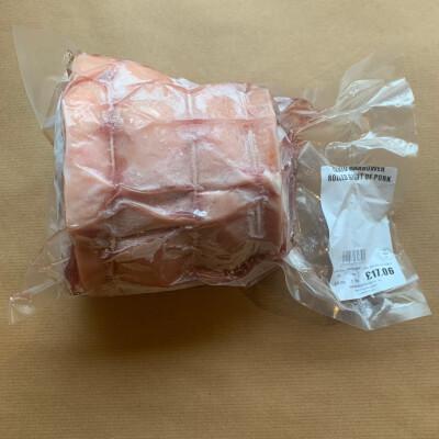 Craigievern Farm Outdoor Reared - Rolled Gigot Of Pork