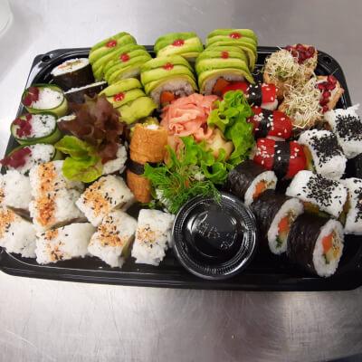 Vegan/Vegeterian Sushi Platter