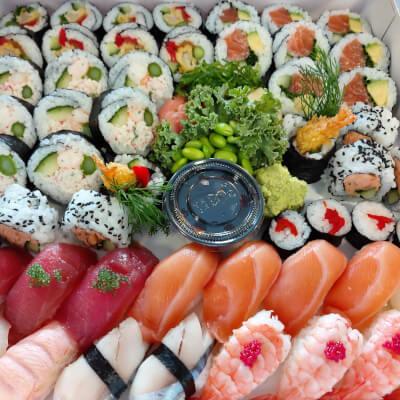 Big Sushi Platter