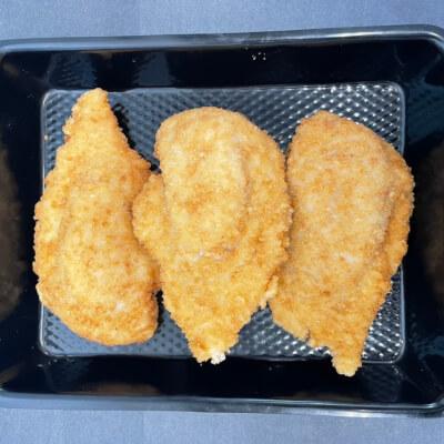 Garlic Chicken Kiev