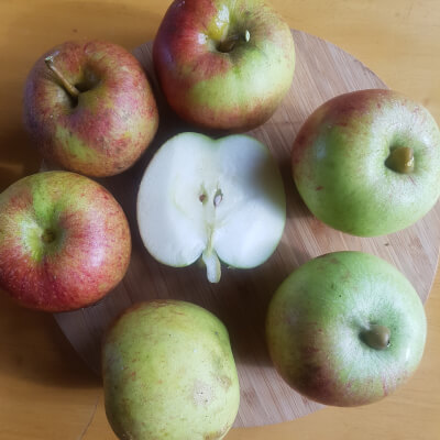 Apples - Free Of Artificial Chemicals